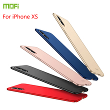 For iPhone XS Case Cover MOFI Fitted Cases PC Hard Apple Phone Shell thin 5.8