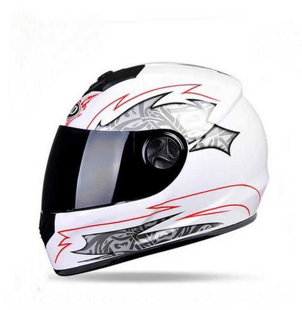 2016 winter full face motorcycle helmet motorbike helmets made of ABS with black Anti-fog lens FREE SIZE 56-60cm 2017 new ece certification ls2 motocross motorcycle helmet ff352 full face motorbike helmets made of abs and pc silver decadent