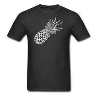 Fruits Pineapple 3D Front Print T Shirts Men Women Black Funny Shirts Custom Tropical fruits Tees Send Photo