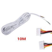 MOUNTAINONE 10 м 2,54*4P 4 проводной кабель для видеодомофона цвет видео домофон