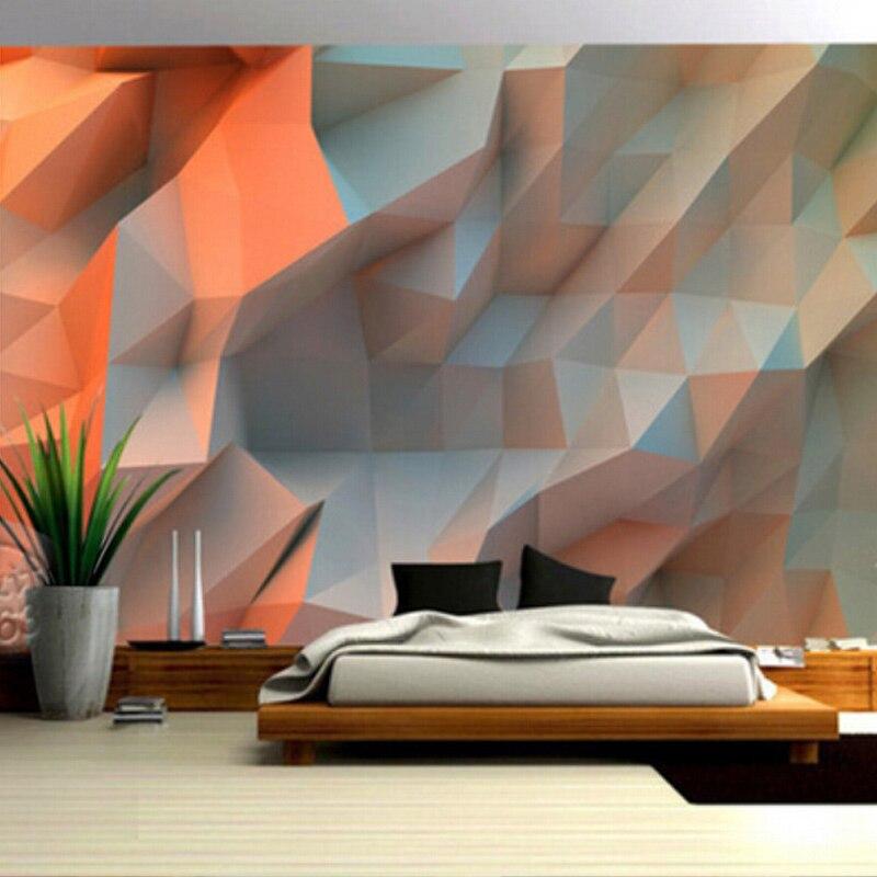 Пользовательский размер глубокий тиснение 3D стерео творческое искусство кирпич каменная настенная бумага Экологически чистая спальня простой домашний декор настенная бумага