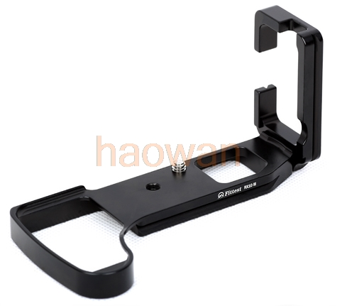 RX10III Quick Release L Plate/Bracket Holder hand Grip L-Shaped for Sony RX10 III RX10IV RX10 IV RRS SUNWAYFOTO Markins