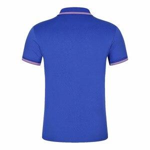 LiSENBAO العلامة التجارية الرجال قميص بولو القطن قصيرة الأكمام قميص الصلبة عارضة بولو أوم للرجال المحملة قميص قمم اكبيت مخصص LS-1807