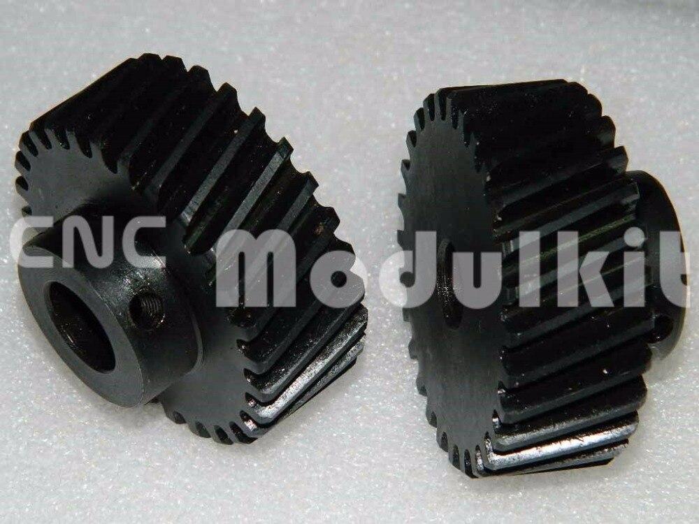 propulsion roue crémaillère plastique Engrenages 35+5 pièces engrenage-Set