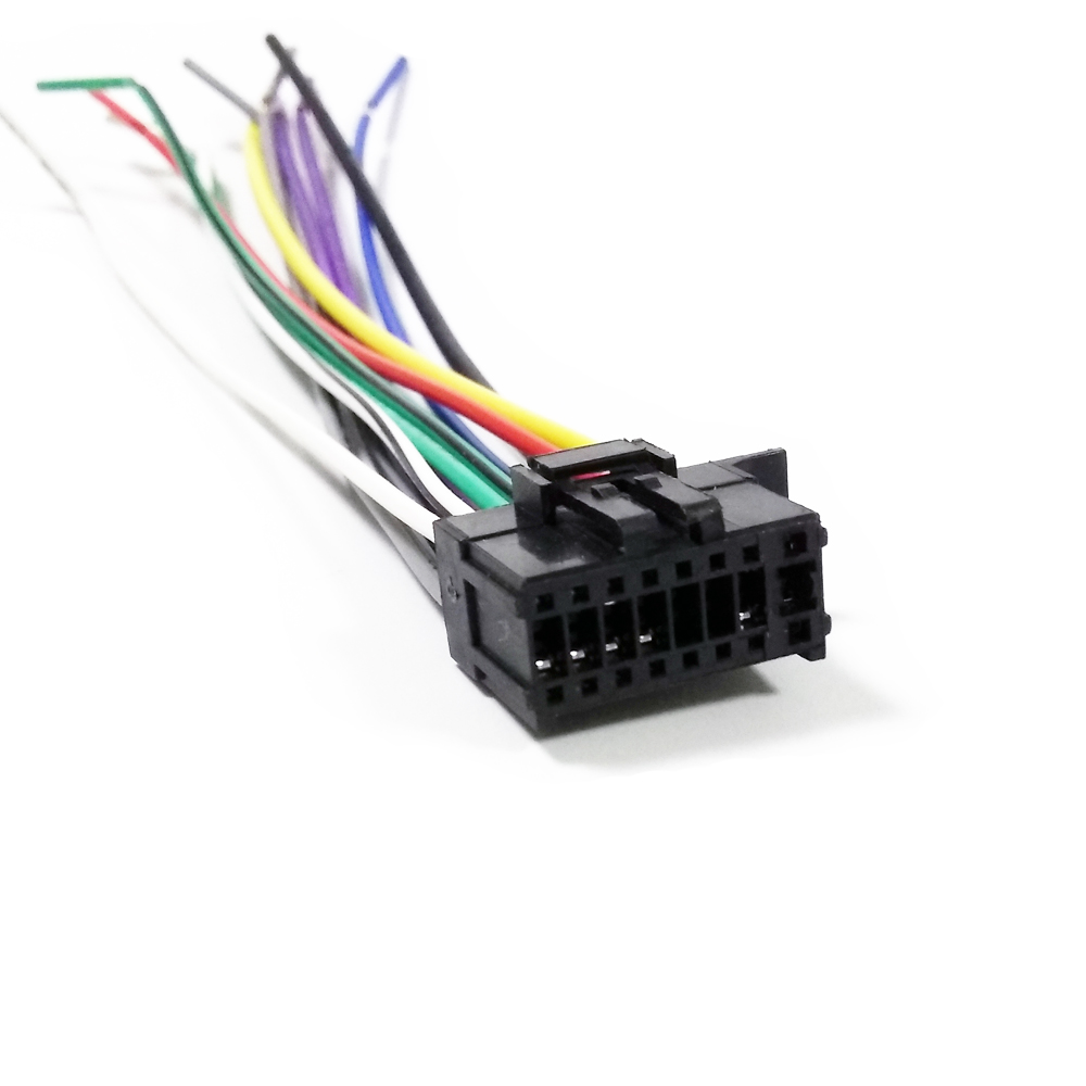 Auto ISO Harness Kopf Kabel für Pioneer Deh serie 2010 + 16 Pin ...