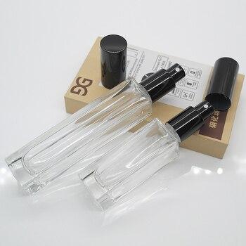 30/50 Uds 3ml 10ml Botella De Spray De Vidrio Botellas Recargables De Viaje Portátiles Botellas De Atomizador De Perfume Botella De Aceite Esencial De Aerosol
