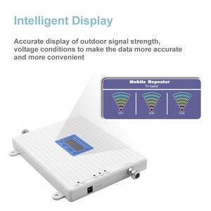 Image 3 - GOBOOST Cellular Amplifier 2G 3G 4G GSM 900 1800 2100 4G DCS LTE Cellular Signal Booster Cell Phones Amplifier 4G Antenna Kit