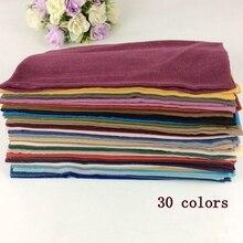 Блеск Shimmer шарф из гладкой вискозы Мода весна Для женщин шарф длинный Для женщин шаль мусульманская шаль плотная хиджаб