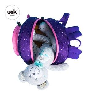 Image 5 - 2019 Nuovo 3D sacchetti di scuola dei bambini carino Anti perso per bambini zaino sacchetto di scuola dello zaino per i bambini Del Bambino borse per Letà 1 6