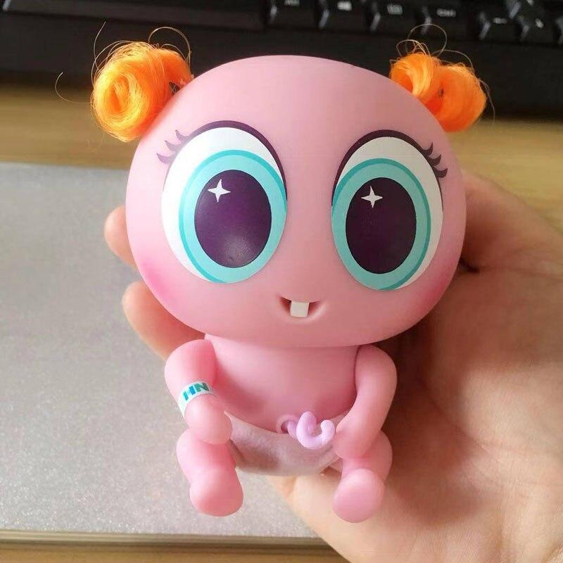 1 ensemble Casimeritos Poupée Ksimeritos Juguetes Avec Dent Pour Bébé jouets pour enfants Machincuepa Chivatita Susikin 8 Différents Modèles - 6