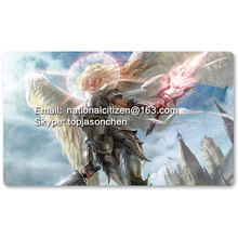 Many Playmat Choices - Angel of Serenity - MTG Board Game Mat Table Mat for Magical Mouse Mat the Gathering korn the serenity of suffering cd
