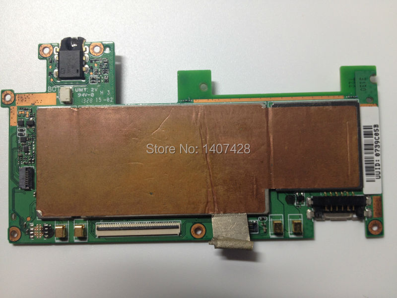 Motherboard for google nexus 7 2nd 2013 WIFI 16G version new and free shipping free tools
