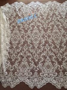 Image 1 - عصري مطرز JIANXI.C 91224 الأفريقية الفرنسية النسيج الدانتيل ذات جودة عالية الأفريقية تول أقمشة الدانتيل ل فستان الزفاف