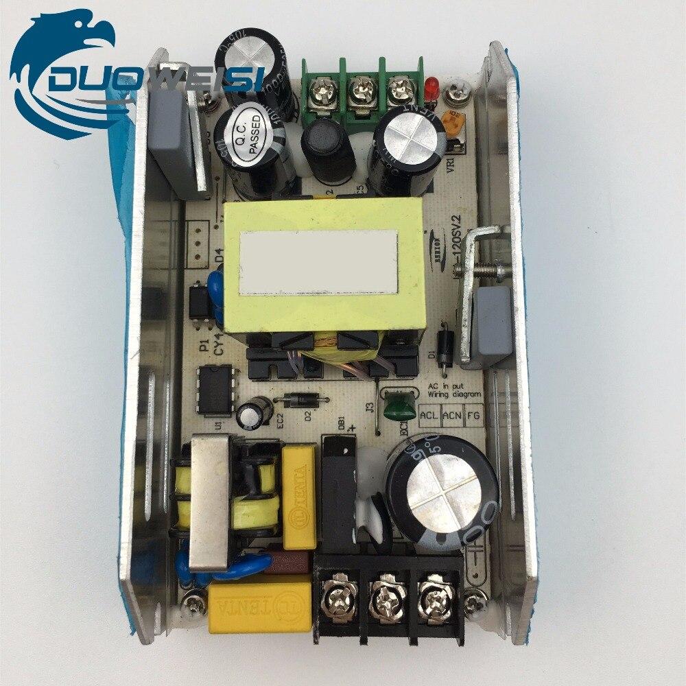 Single output bare board power supply module power module VN-V120T 5V 15A ;12V 10A;18V 6.5A;24V 5A; 36V 3.4A power supply module 24v switching power supply board 4a 6a power supply module bare board