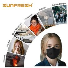1Pcs flu mask Unisex Adult Three Ply Activated Carbon Cotton Cotton Mouth Face Mask Respirators anti dust face mask kpop fashion new 3600 efficient filtering respirators labor protection mask painting mask anti dust gas mask