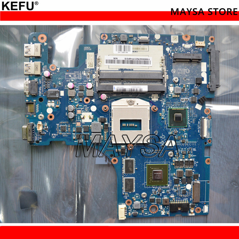 Top quality laptop motherboard for Lenovo Ideapad Z510 AILZA NM-A181 HM86 PGA947 DDR3 GT740M 2GB 100% Fully tested laptop keyboard for lenovo ideapad z510 z510 touch arabic ar 25213605
