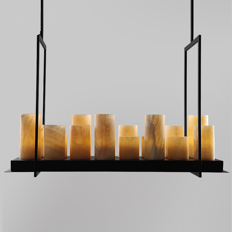 Wonderful Modern Nordic Pendant Light Kevin French Annular Altar Candle Lampshade  Marble Pendant Lamp Kitchen Light Fitxtures Lustre Lampe