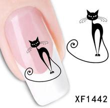 2016 Fashion  3D Design Tip  Art Nail Sticker Nail Decal carving white snow flower nail tools