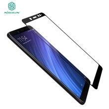 Защитная пленка для экрана Xiaomi Redmi Note 5 закаленное стекло Nillkin CP + Полное покрытие стекло для Xiaomi Redmi Note 5 Pro глобальная версия