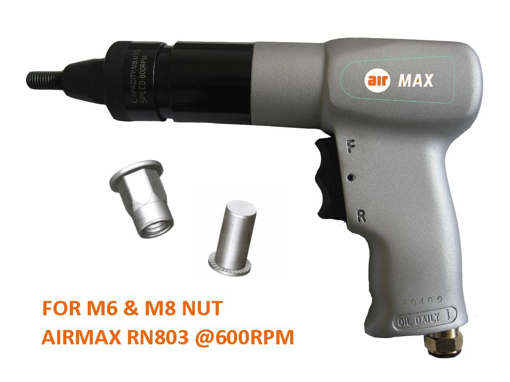 Air Pull Setter LG803 per dado rivetto M6, M8 (non includere la tassa doganale)
