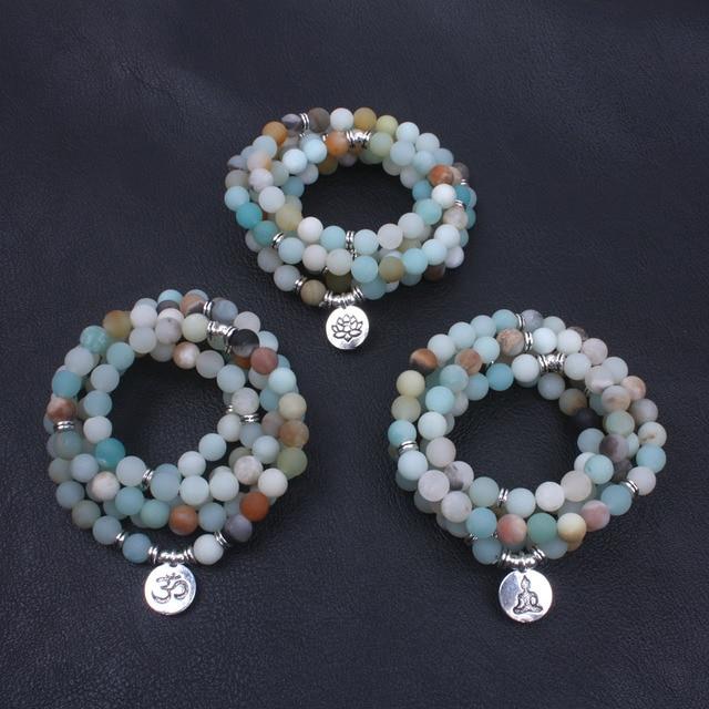 Lotus Charm Yoga Bracelet 2