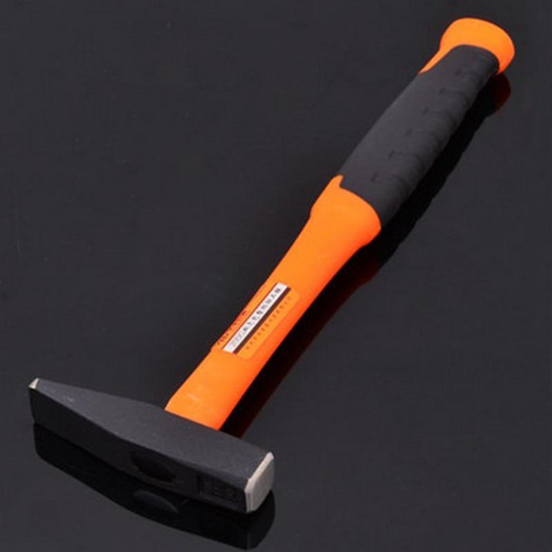 Plastic Handle Manipulator percussion hammer life - saving hammer flat head hammer beat hardware tools  цены