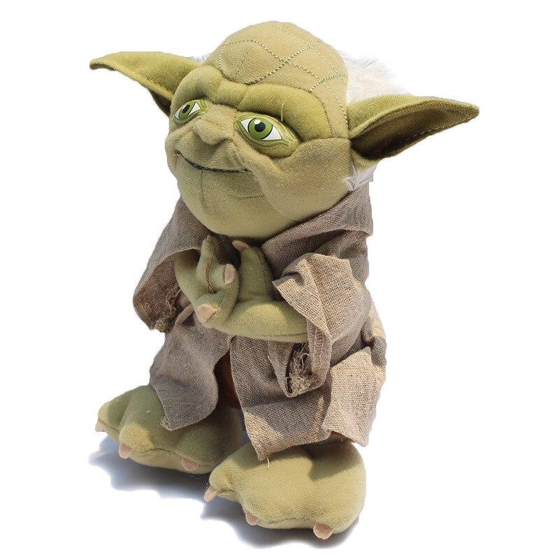 Master Yoda Plush font b Toy b font Jedi Order Force Ghost Force Spirit font b