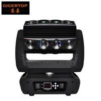 TIPTOP TP L653 новый дизайн mirсветодио дный Age светодиодный движущийся головной свет 16*25 Вт RGBW 4в1 3 градусов угол луча DMX 18/30/светодио дный 82CH большой