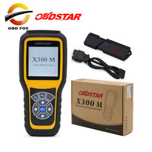 OBDSTAR X300M Special for Odometer Adjustment and OBDII X300 M Mileage Correction Tool OBD 2 Odometer Programmer pk Digiprog 3(China)