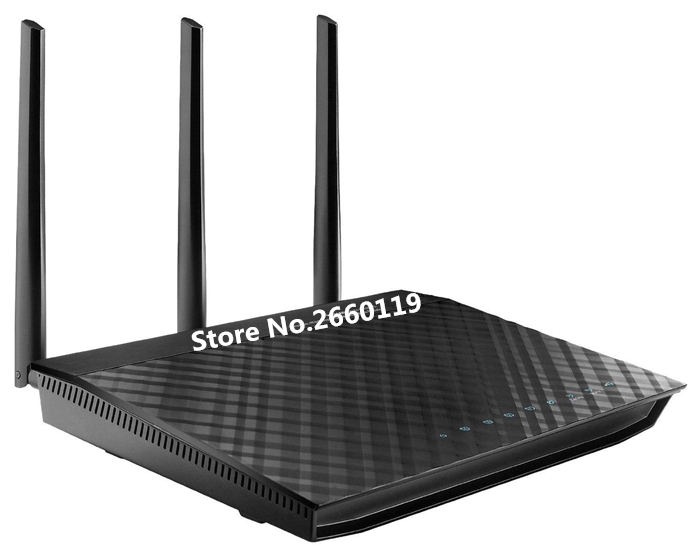 High quality For RT-N66U/R Dual-Band 900Mbps Wireless Gigabit Router working well
