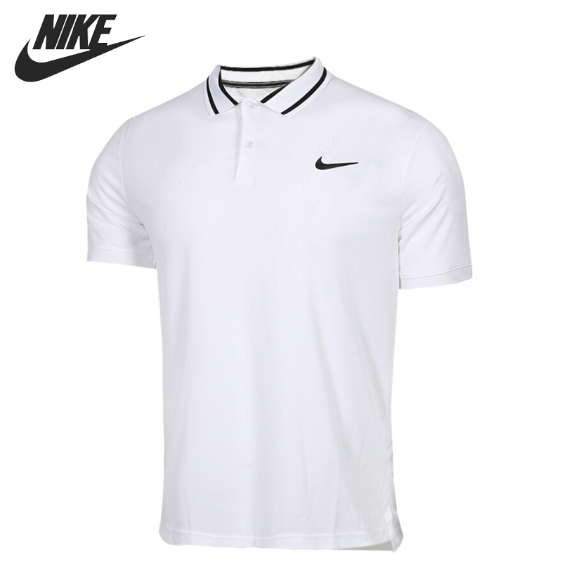 Original New Arrival  NIKE AS M NKCT DRY POLO PIQUE Men's POLO shirt short sleeve Sportswear