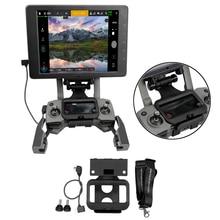 Monitor Holder Remote Controller Bracket Front View Mount for DJI CrystalSky Mavic Pro Spark Mavic Air Drone Mavic 2 Zoom