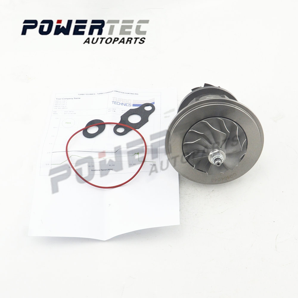 GT25 CHRA Balanced KKK 700716 For Isuzu NQR Light Truck UKmian Bogdan 4.8 L 4HE1XS - 165HP Turbine assy core parts turboladerGT25 CHRA Balanced KKK 700716 For Isuzu NQR Light Truck UKmian Bogdan 4.8 L 4HE1XS - 165HP Turbine assy core parts turbolader