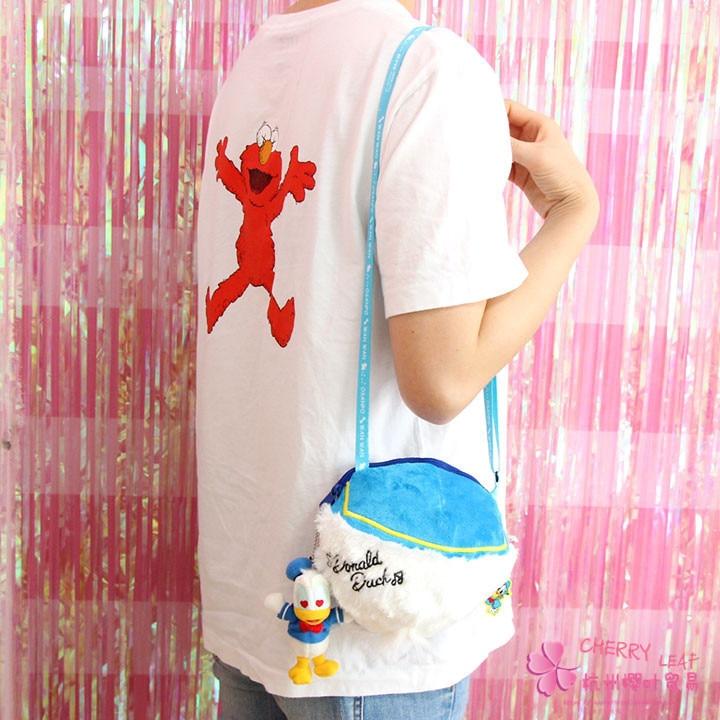 Casual Handbag Duck-Fashion Tote Phone-Bag Cartoon Donald 18cm Dolls IVYYE Fluffy Plush