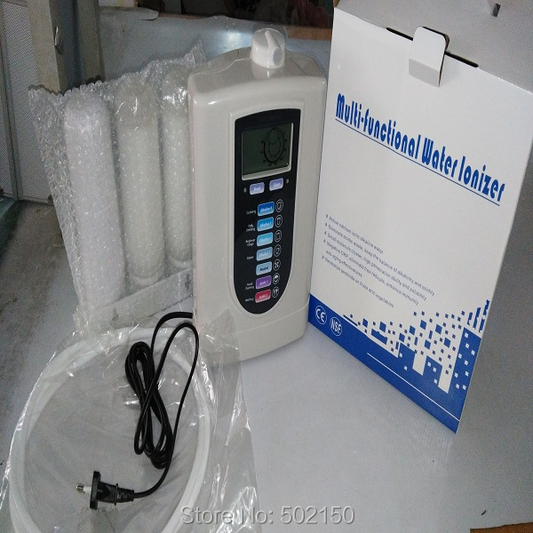 WTH-803 water treatment equipment for home free shipping hot product electrolysis water ionizers wth 803