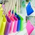 Бесплатная доставка Силиконовый гель прозрачный цвет желе конфеты цвет одно плечо большой мешок женская сумка пляж случайные сумки
