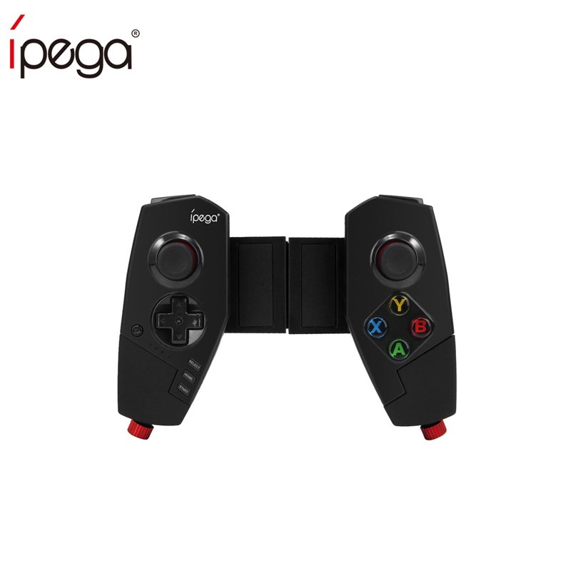 IPEGA PG-9055 PG 9055 Wireless Bluetooth Game Controller Joystick with Stretch Bracket for iOS Android TV Box ipega pg 9028 practical stretch bluetooth game controller gamepad joystick with stand