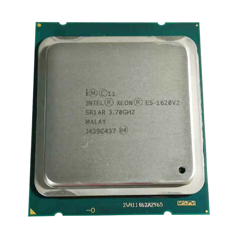 Intel Cache E5 1620 4-Core V2 Cpu 10M Ghz/fcllga 22nm/3.7-3.9 V2/l3
