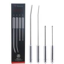 купить 20 speed vibration frequency penis plug dilator 304 Stainless Steel urethral catheter plug stimulation sounding sex toys for man по цене 1548.82 рублей