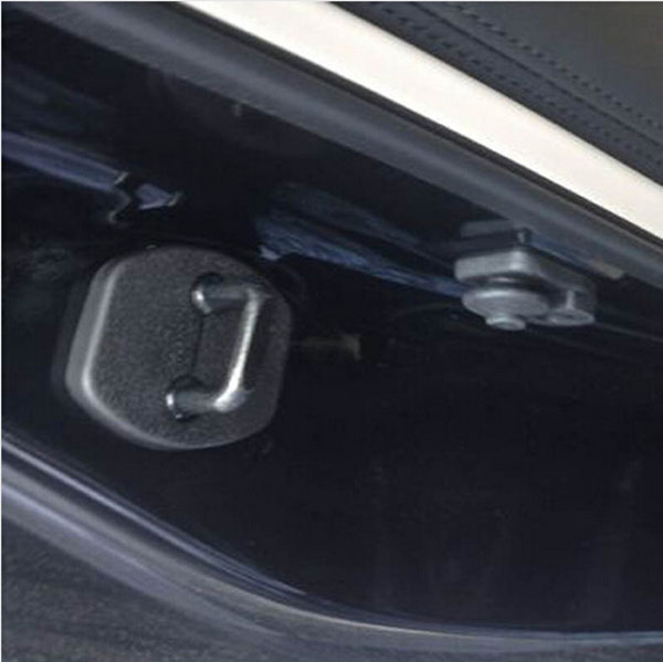 для Ниссан Теана J32 Л33 АЛТИМА замок двери пряжки декоративная Крышка специальный доработанный замок Крышка автомобиль для укладки аксессуары 4 шт