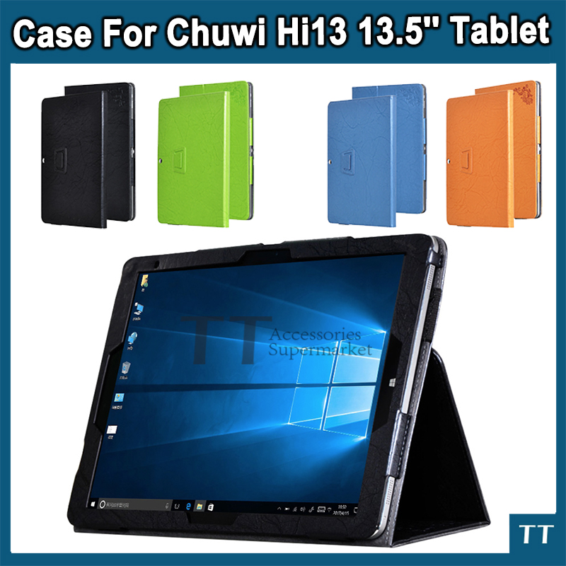For Chuwi Hi13 case high quality print PU Leather Case For chuwi HI13 13.5tablet pc Hi13 case cove+ free Screen Protector gifts dolmobile luxury print flower pu leather case cover for chuwi hi13 13 5 inch tablet with hand holder stylus pen