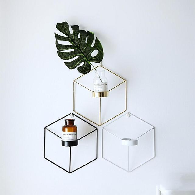 Hexagon Planter Holder