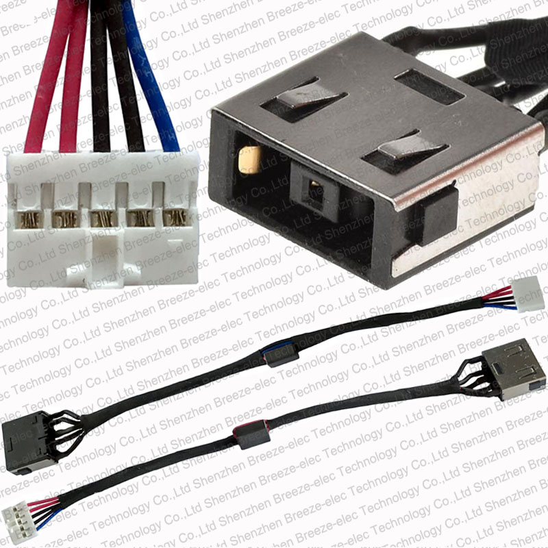New DC POWER JACK charging port socket Cable connector wire for Lenovo Thinkpad B50-30 B50-45 B50-70 20383 B50-80 DC30100QT00New DC POWER JACK charging port socket Cable connector wire for Lenovo Thinkpad B50-30 B50-45 B50-70 20383 B50-80 DC30100QT00