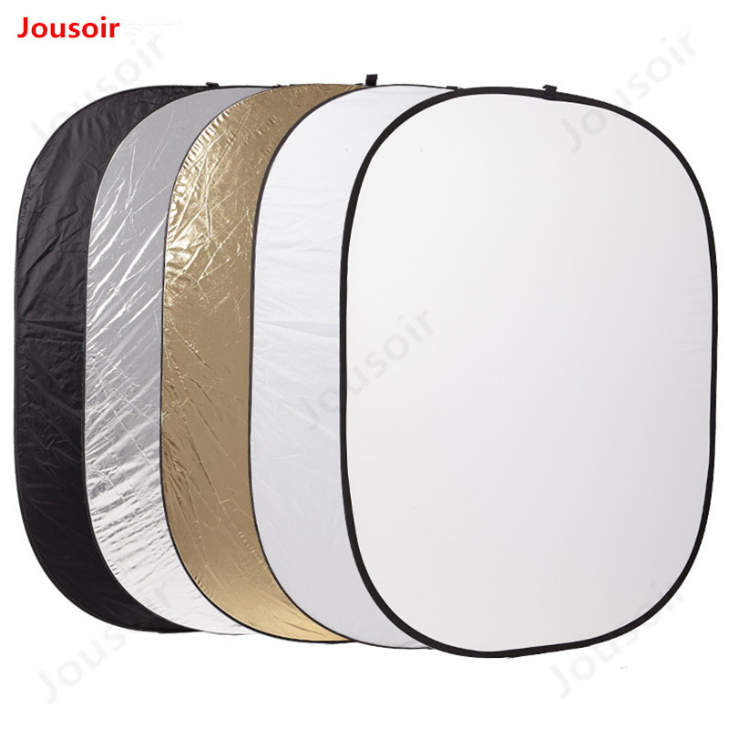 150*200cm five-in-one soft light reflector with portable bag photography high quality reflective plate fill plate CD50 T02150*200cm five-in-one soft light reflector with portable bag photography high quality reflective plate fill plate CD50 T02