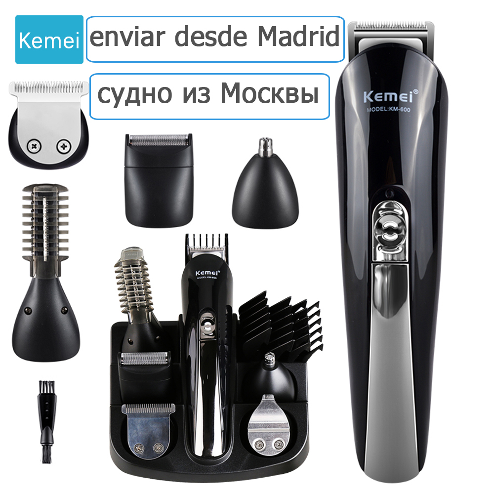Kemei 11 in 1 Multifunction Hair Clipper professional hair trimmer electric Beard Trimmer hair cutting machine trimer tondeuse 5
