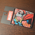 Wallet Marvel Comics Heroes Thor Hulk Deadpool Thing Wolf and Heroes Pictures Collection Short Wallets With Card Holder Purse