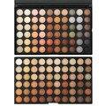 120 Cores Neutral Quente Maquiagem Fosco Sombra de Olho Em Pó Conjunto Kits de Beleza Cosméticos Make Up Da Paleta Da Sombra de Longa Duração