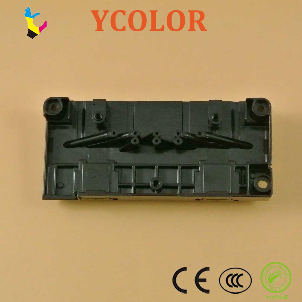 Pengiriman cepat! DX5 Pelarut Printhead Manifold/Adapter untuk R2880 Epson R1900 R2000 pelarut print head penutup
