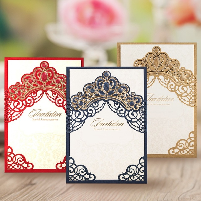 Wedding Invitations Business: Wedding Invitations 2017 Loyal Blue Invitations Set