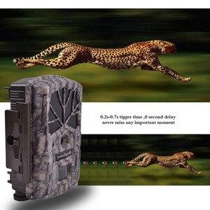 Image 3 - Bolyguard охотничья пробная камера 24 МП фотоловушка 100 футов камера для дикой природы 940 нм ночное видение черная ИК фотоловушка камера